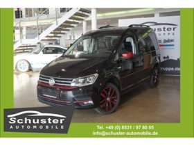VW Caddy Highline 2.0TDI-ACC Bi-Xenon StandHZG Navi