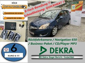 OPEL Meriva B Edition 1,6 CDTI-RFK-SITZH-NAVI-EU6!-