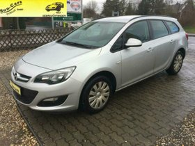 OPEL Astra J Sports Tourer Edition-Euro6-1.Hd-Navi---