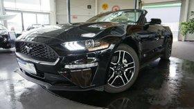 FORD Mustang Cabrio 2.3 Eco Boost-Leder-Alu18-Xenon-