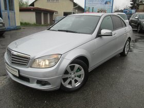 MERCEDES-BENZ C 200 CDI Lim. BlueEfficiency