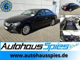 MERCEDES-BENZ C 160 EU6D-T 9G-AT R-KAM PDC VO+HI