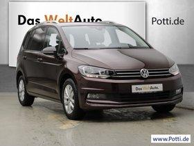 Volkswagen Touran DSG 1,6 TDI BMT IQ.Drive 7-Sitzer ACC Navi