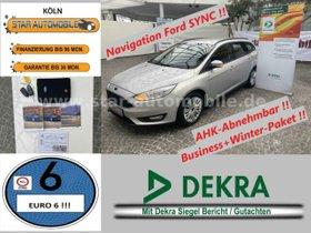 FORD Focus Turn. Business1,5 TDCI-WINTERPAK-AHK-EU6