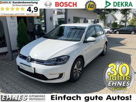 VW Golf BEV 300 CCS Wärmepumpe ACC CAM SHZ M&S