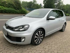 VW Golf VI GTD/Klima/Navi/Xenon/Leder/Bluetooth