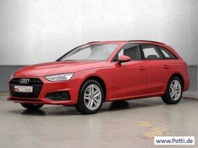Audi A4 Avant 40 TDi advanced AHK ACC