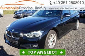 BMW 318 d Touring Advantage-Navi-LED-PDC-