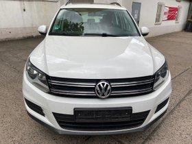 VW Tiguan Trend & Fun BlueMotionTech NAVI Panorama