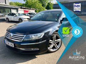 VW Phaeton V6 TDI 5-Sitzer 4Motion lang TOP Massage