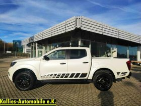 NISSAN Navara DC 4x4 AT N-Guard SD AHK Diff Wanne