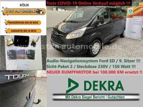 FORD Transit Custom /Tourneo 300 L 2.2CR-9.SITZER-EU5
