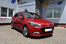 Hyundai i20 1.0 Passion -Pano-Schiebedach-Kamera-PDC-...