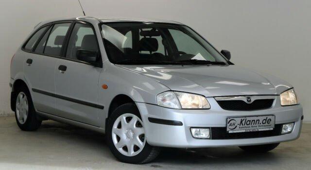 Used Mazda 323 1.5