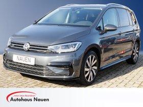 VW Touran 1.5 TSI United DSG R-Line Navi 7-Sitzer 18' LED AHK ACC