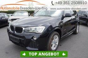 BMW X3 xDrive20d M Sport-Navi Prof-Leder-Pano-HiFi-