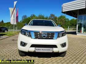 NISSAN Navara AT Tekna 6d-temp LED Diff Standheizung