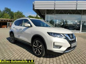 NISSAN X-Trail 2.0 dCi 4x4 AT Tekna 7-Si Leder LED AHK