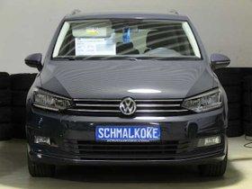 VW Touran 2.0 TDI SCR HIGHL Standheiz Navi Climatronic