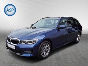 BMW 320 d xDrive Sport Line LED+LEDER+HUD+LIVE-COCKPIT+DAB+360°