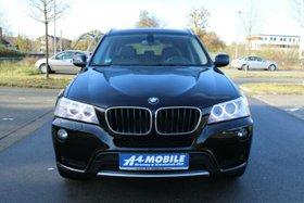 BMW X3 xDrive20d X-Line Leder Navi Bi-Xenon Kamera
