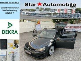 VW Golf VII 2.0 TDI GTD BMT-TOP + SPORT PAKET-EU 6