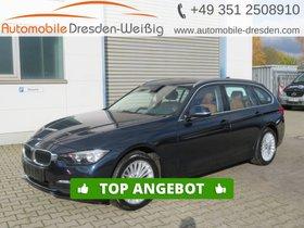 BMW 318 dA Luxury Line-HeadUp-Navi-PDC-Leder-