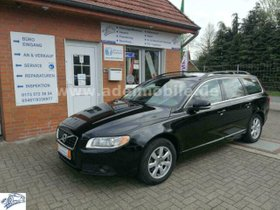 VOLVO V70 T5 Powershift Summum 2,0L CNG Gas Erdgas