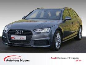 Audi A4 Avant Sport, S-Line, Matrix, Navi, Leder,