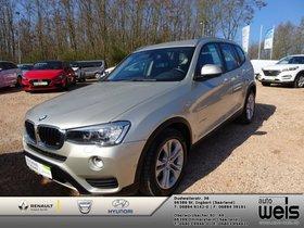BMW X3 XDRIVE20D AUT. ADVANTAGE