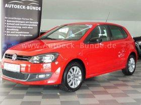 VW Polo V Style DSG- Sitzheizung- AHK