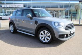 MINI One Countryman Pepper Sitzh.ActivGuard KomfZ.17