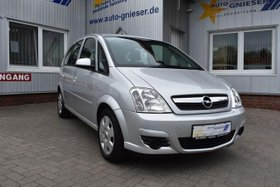 Opel Meriva 1.6 Edition -Klima-Radio/CD-ZV mit Fun...