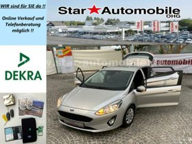 FORD Fiesta 1.5 TDCI-RFK-PDC-COOL&SOUND PAKET-NAV-EU6