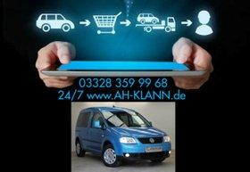 VW Caddy 1.9 TDI 105PS Life Family DSG Navi AHK