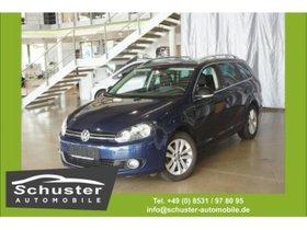 VW Golf Variant Style 1.6TDI Navi Fernlichtass SHZ