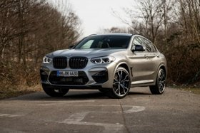 BMW X4 M Competition 935,- netto mtl. o. Anz. Gewerbe