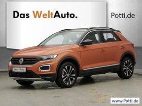 Volkswagen T-Roc 1,6 TDI BMT IQ.DRIVE LED Standhzg APP DAB