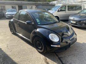 VW New Beetle 1.4 Klima Leder
