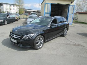 MERCEDES-BENZ C 250 T-Modell BlueTEC / d 4Matic