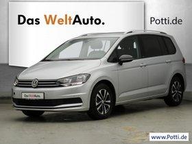 Volkswagen Touran DSG 2,0 TDI BMT IQ.Drive 7-Sitzer ACC