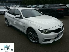 BMW 430i Gran Coupe Aut. Luxury Line|M Sportpaket