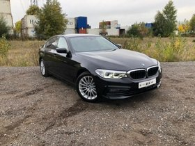 BMW 520d Sport MILD HYBRID LiveC,AHK,Lea.o.Anz.368,-