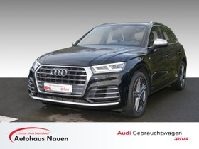 Audi SQ5, Navi, LED, Magnetic, Leder Rautensteppung,