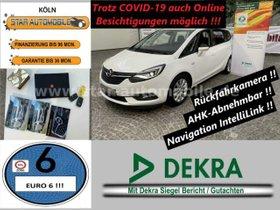 OPEL Zafira C Business 2.0 CDTI-7.SITZER-LED-RFK-EU6+