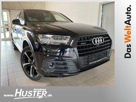 Audi Q7 3.0 TDI quattro, S-Line Black-Edition, Matrix