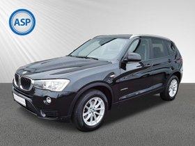 BMW X3 xDrive 20d Advantage KAMERA+BI-XENON+LEDER+NAVI+AHK+HIFI+