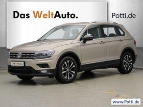 Volkswagen Tiguan 1,5 TSI BMT IQ.Drive AHK ACC Navi LED