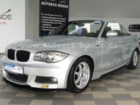 BMW 118i Cabrio sportl.Optik