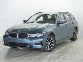 BMW 320d T.PanoD.AHK LivePr.HUD Kamera DrivAss.HiFi